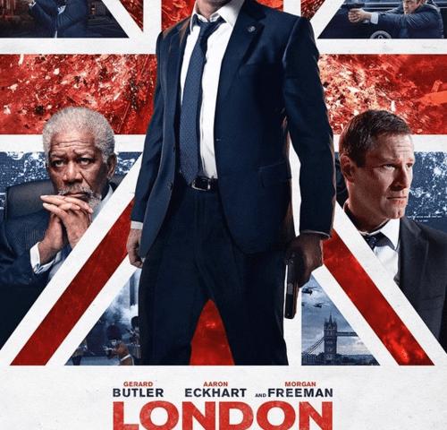 London Has Fallen 4K 2016