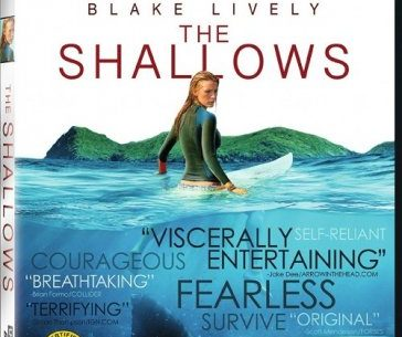 The Shallows 4K 2016