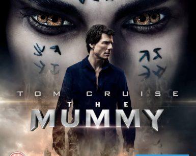 The Mummy 4K 2017