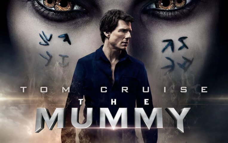The Mummy 4K 2017
