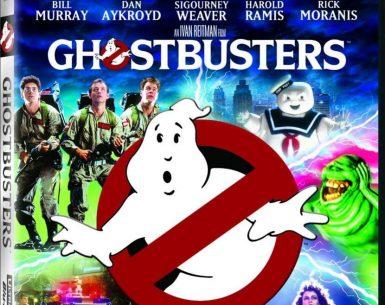Ghostbusters 4K 1984