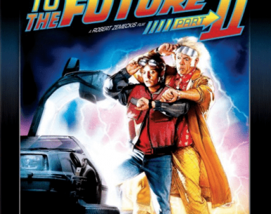 Back to the Future Part II 4K 1989