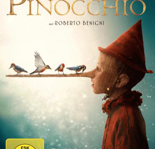 Pinocchio 4K 2019 ITALIAN