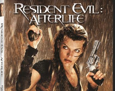 Resident Evil: Afterlife 4K 2010