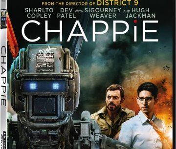 Chappie 4K 2015