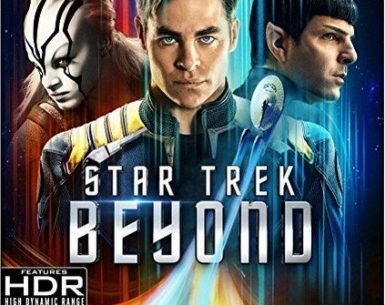 Star Trek Beyond 4K 2016