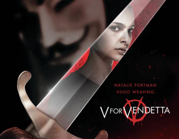 V for Vendetta 4K 2005