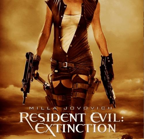 Resident Evil Extinction 4K 2007