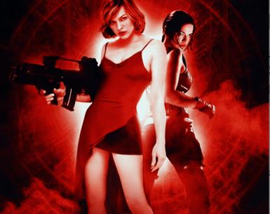 Resident Evil 4K 2002