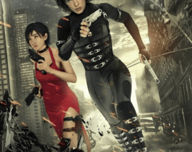 Resident Evil Retribution 4K 2012