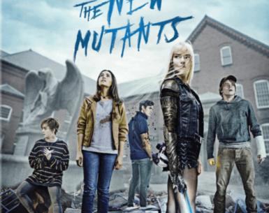 The New Mutants 4K 2020