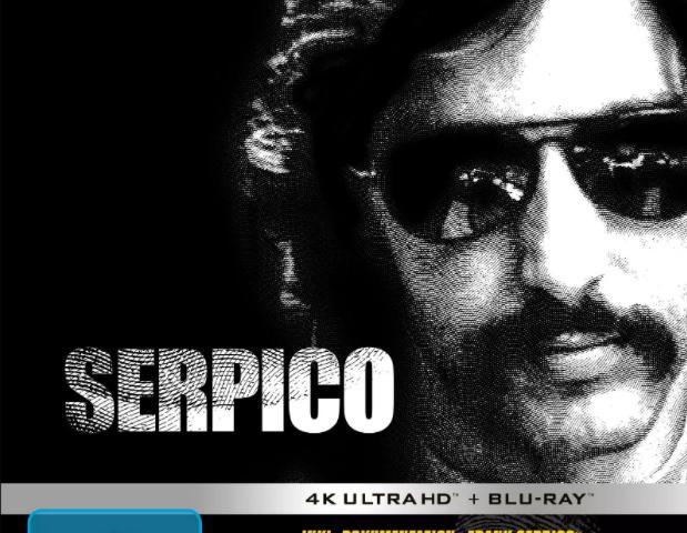 Serpico 4K 1973