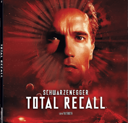 Total Recall 4K 1990