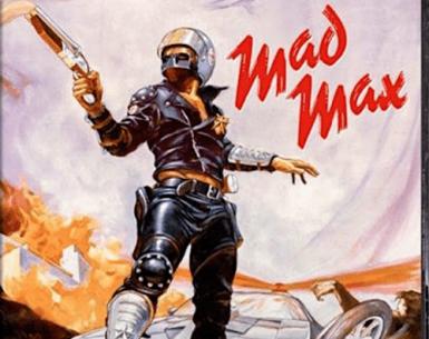 Mad Max 4K 1979