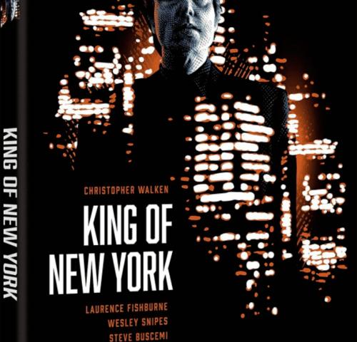King of New York 4K 1990