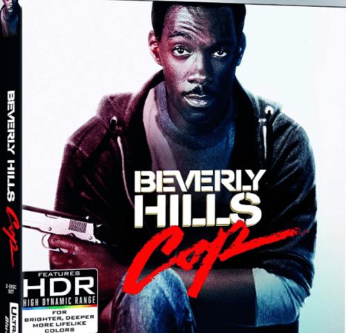 Beverly Hills Cop 4K 1984