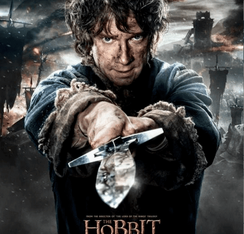 The Hobbit The Battle of the Five Armies 4K 2014 EXTENDED