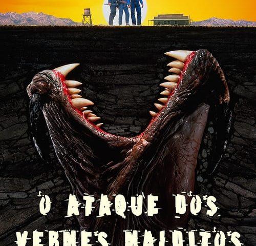 Tremors 4K 1990