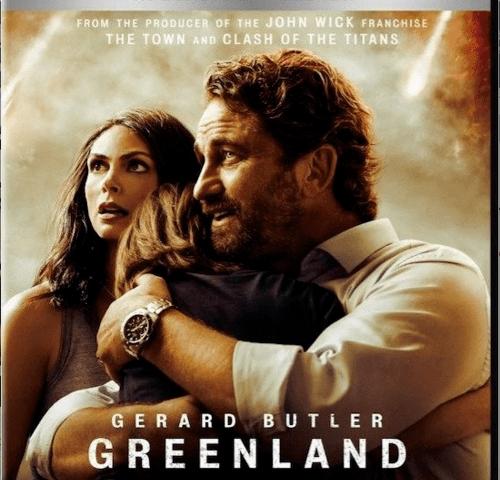 Greenland 4K 2020