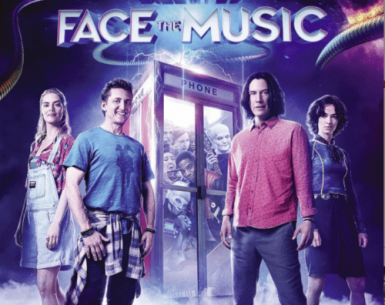 Bill and Ted Face the Music 4K 2020