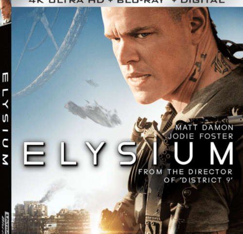 Elysium 4K 2013