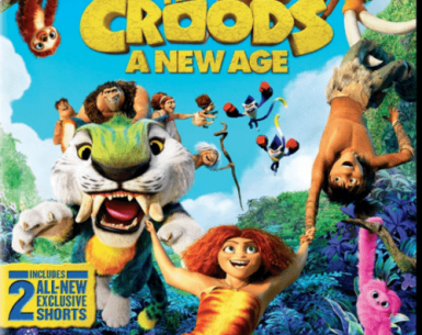 The Croods A New Age 4K 2020