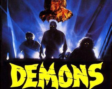 Demons 4K 1985