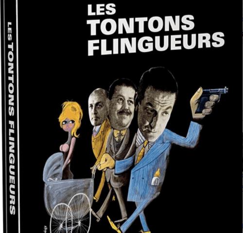 Monsieur Gangster 4K 1963 FRENCH