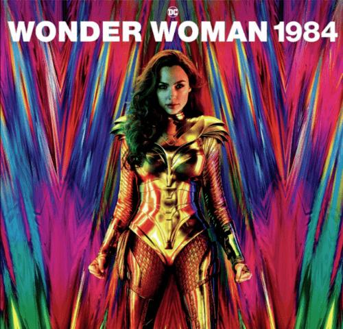 Wonder Woman 1984 4K 2020 IMAX