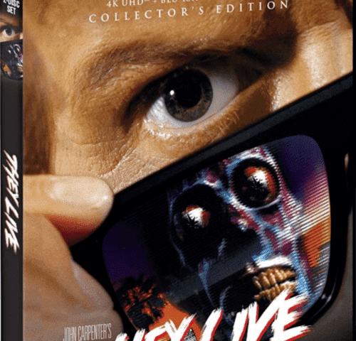 They Live 4K 1988 US