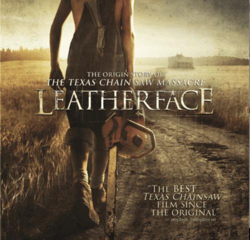 Leatherface 4K 2017
